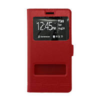 Чехол-книжка MOMAX Samsung Note 4 (N910) Red