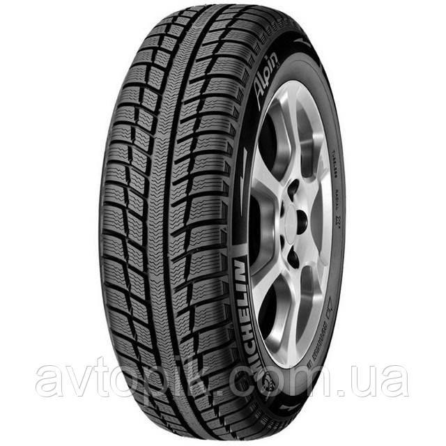 Зимние шины Michelin Alpin 185/55 R14 80T