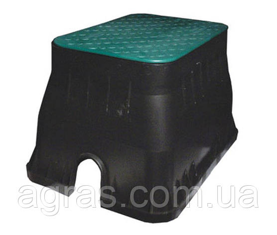 Дренажный колодец (бокс клапанный) прямоугольный большой Irritec (Италия), фото 2