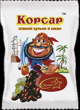"""""""Корсар"""" Злакові кульки в какао 50 гр, фото 2"""