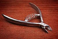 N5-40-07 ( КЕ-06) Кусачки Сталекс для кожи с пружиной