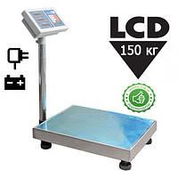 Весы напольные торговые TCS-A 150 кг