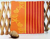Пляжное полотенце Ozdilek 75х150 см Ocean Shells Турция