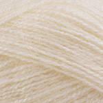 Пряжа для ручного вязания YarnArt Angora ram нитки 502 крем