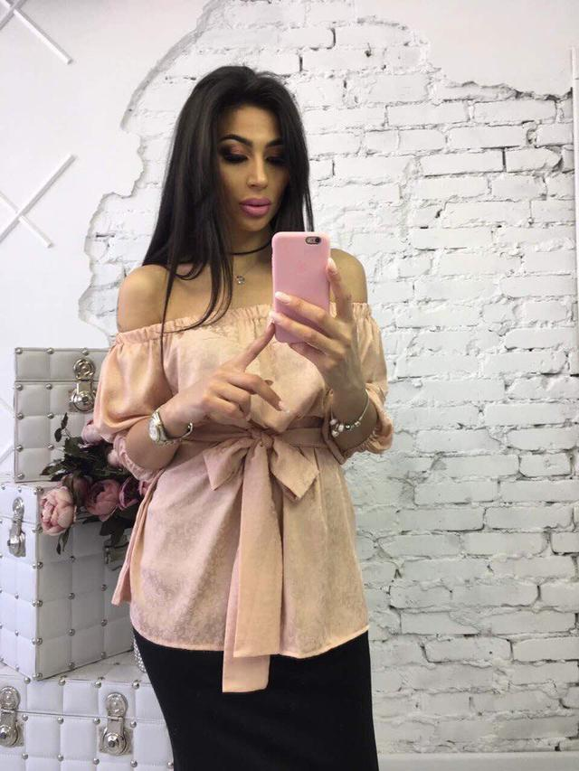 нереальная блузка
