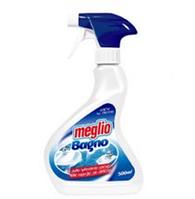 Спрей для удаления известкового налета Meglio Bagno