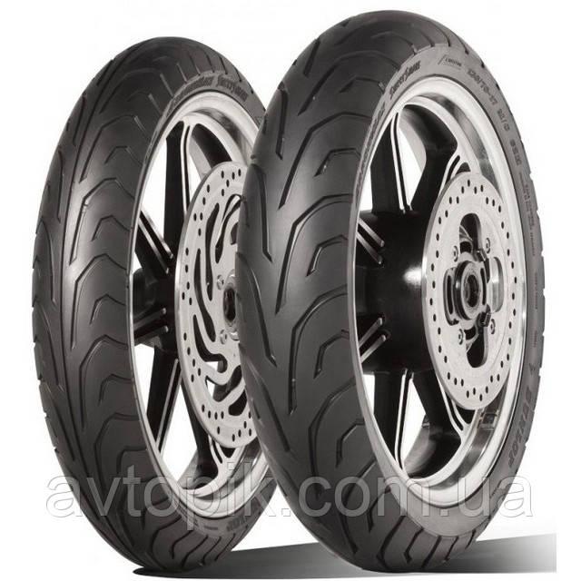 Летние шины Dunlop Arrowmax StreetSmart 100/80 R17 52H
