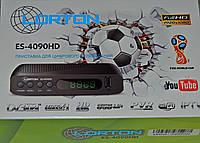 Цифровой эфирный ресивер LORTON ES-4090HD DVB-T2 -USB WI-FI, IPTV