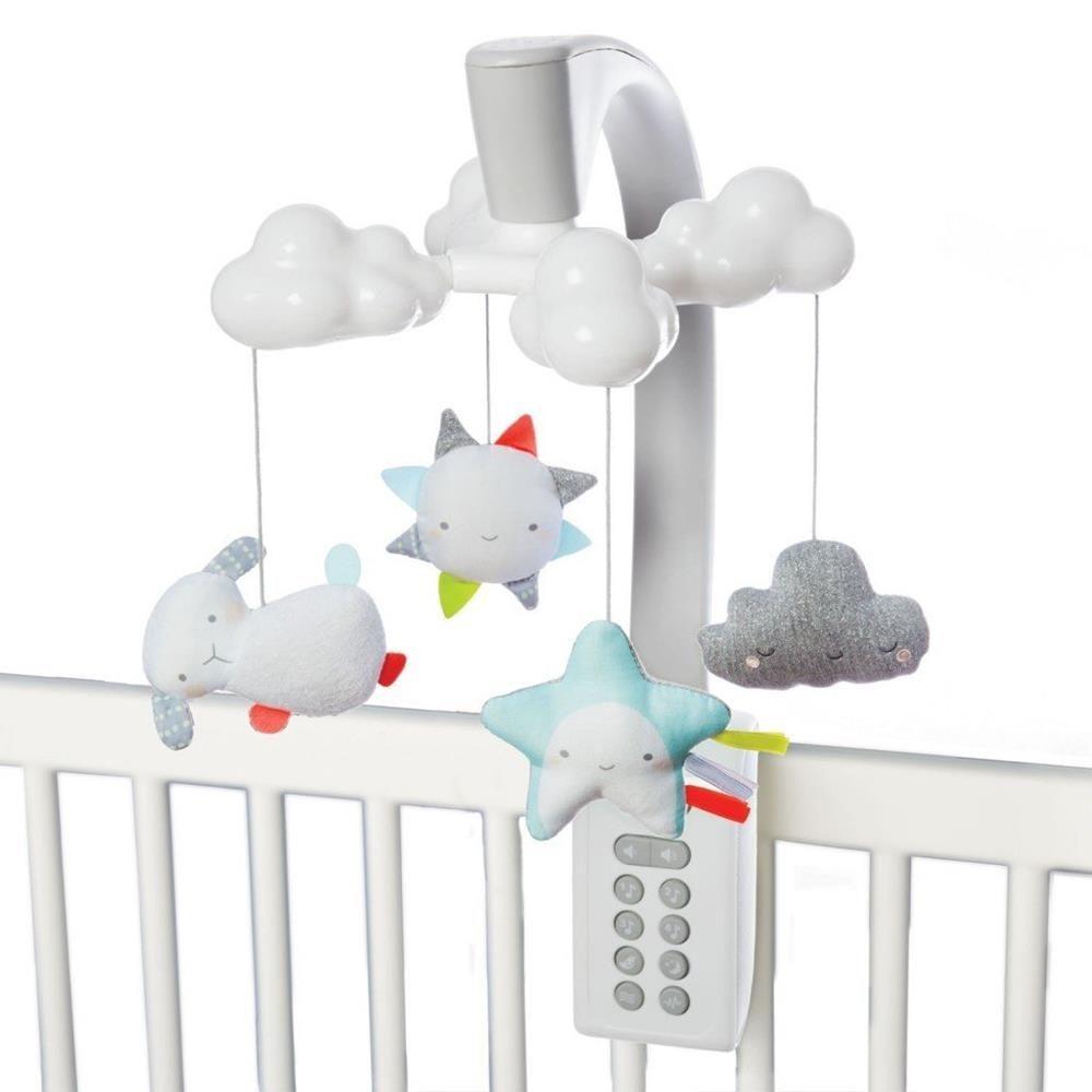 """Skip Hop - Многофункциональный мобиль на кроватку """"Облака"""""""