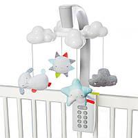 """Skip Hop - Многофункциональный мобиль на кроватку """"Облака"""", фото 1"""