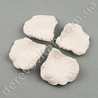 Лепестки роз декоративные, белые, 140 шт.