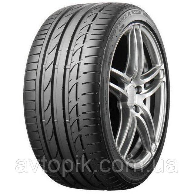 Летние шины Bridgestone Potenza S001 245/35 ZR18 92Y Run Flat *