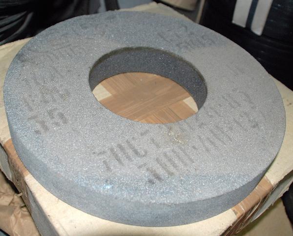 Круг шлифовальный 14А 400 х 40 х 203 серый