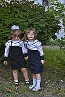 Красивое детское платье для школы