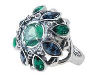 """Кольцо """"Асонелли"""" покрытое серебром (r48230k7)"""
