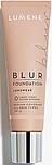 Lumene Blur  #0 light ivory Устойчивый тональный крем (оригинал подлинник  Финляндия), фото 2