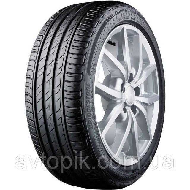 Летние шины Bridgestone DriveGuard 185/60 R15 88H Run Flat