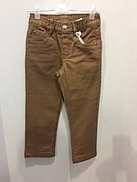 Коттоновые брюки для мальчика 98,104 см