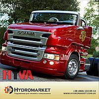 Гидравлическая система Hyva на SCANIА
