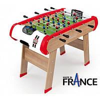 Футбольный полупрофессиональный стол 4 в 1 Smoby 640001 «Power Play»