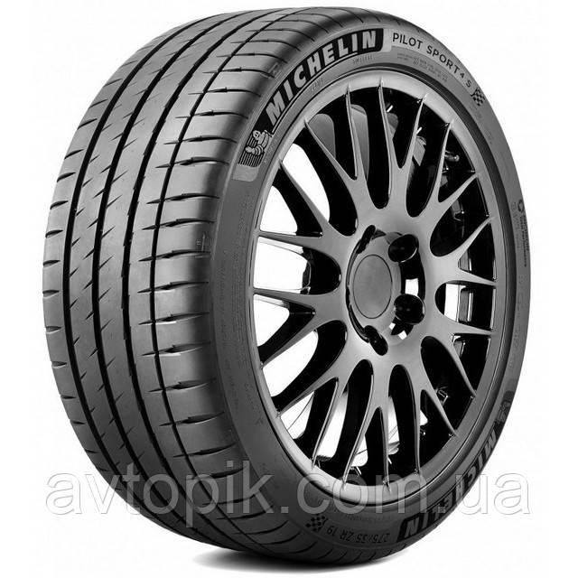 Летние шины Michelin Pilot Sport 4 S 225/45 ZR19 96Y XL