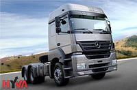 Гидравлическая система Hyva на Mercedes