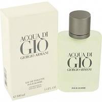 Мужская туалетная вода Armani Acqua Di Gio Men