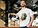 """Мужская футболка """"лев"""", фото 2"""
