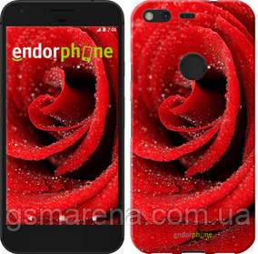 """Чехол на Google Pixel Красная роза """"529c-400-7794"""""""
