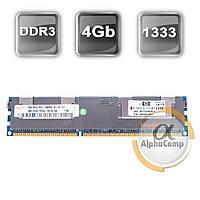 Модуль памяти DDR3 RDIMM 4Gb Hynix (HMT151R7TFR4C-H9) registered ECC 1333 БУ