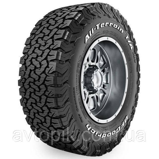 Всесезонные шины BFGoodrich All Terrain T/A KO2 285/60 R18 118/115S