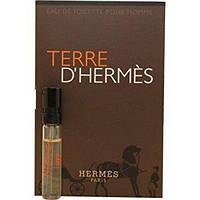 Hermes Terre D'Hermes Eau de Toilette Vial 2ml