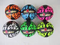 Мяч волейбол F17499 60шт6 цветов