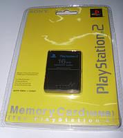 Карта памяти 16 MB PS2,Sony Memory Card 16Mb (PS2)
