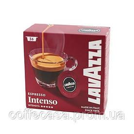 Кофе в капсулах Lavazza Intenso (A Modo Mio) 16 шт.