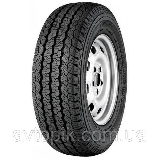 Всесезонні шини Continental Vanco Four Season 225/70 R15C 112/110R