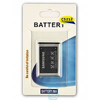 Аккумулятор Samsung AB553446BU C5212, E1252, E1182, C3212 A-Class