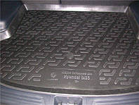 Коврик багажника  Peugeot 208 НВ 5дв (12-)