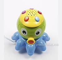 Игрушка для детей музыкальная развивающая Осьминог Lindo А 651