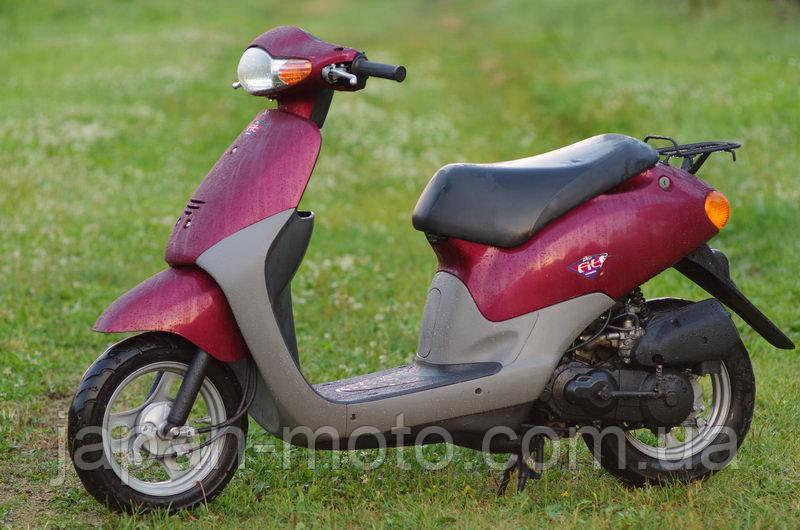 Скутер Honda Dio Fit (вишнёвый)