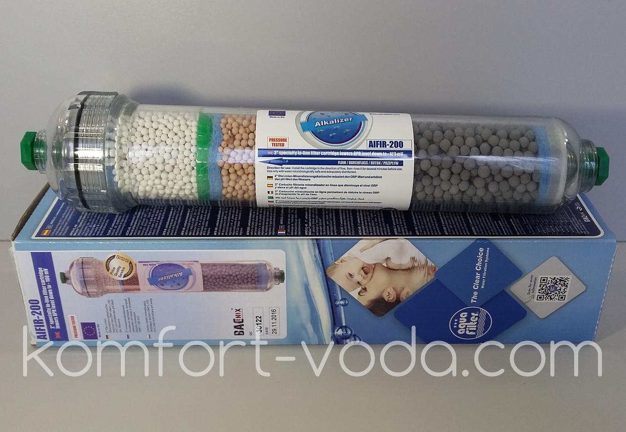 Картридж для ионизации воды Aquafilter AIFIR-200