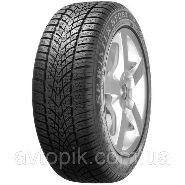 Зимові шини Dunlop SP Winter Sport 4D 225/45 R17 91H Run Flat *