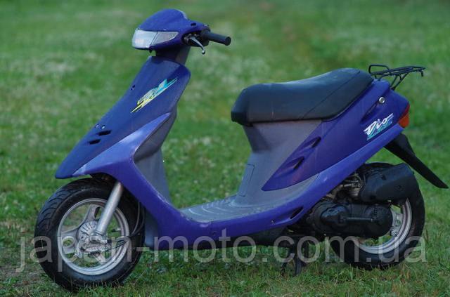 скутер хонда дио