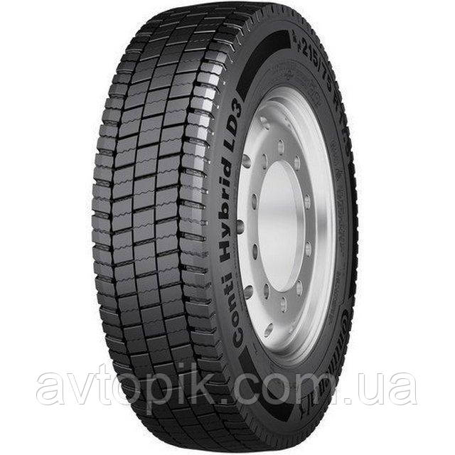 Вантажні шини Continental LD3 Hybrid (ведуча) 245/70 R17.5 136/134M