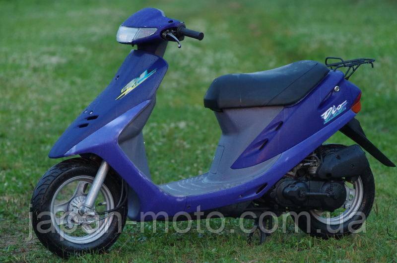 Скутер Хонда Дио 27 (синий)