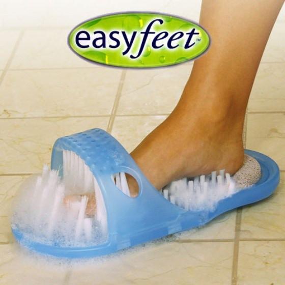 Тапочек массажный Easy Feet (Изи Фит) - прибор по уходу за ступнями