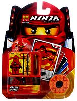 """Конструктор Лего """"Ниндзяго"""". Bela Ninja Thunder Swordsman. Фигурка KAI (9719)"""