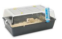 Клетка для морских свинок Rody Cavia 70Х45Х31 см/серая