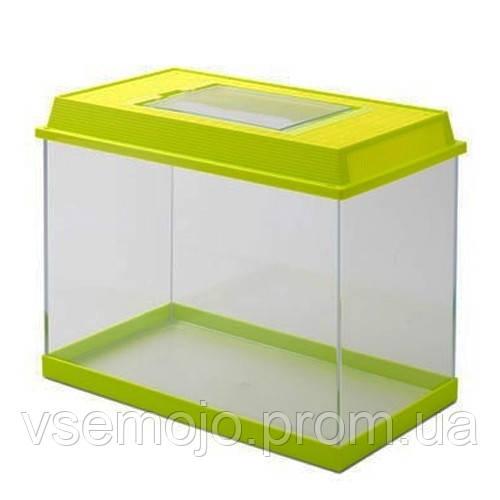 Террариум для мелких грызунов и рептилий Savic Fauna Box 34х20х22 см. 10 л  - My-Zoo в Одессе