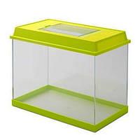 Террариум для мелких грызунов и рептилий Savic Fauna Box 41Х23Х29 см. 20л